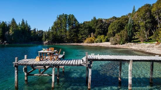 O que fazer na Praia Villa Tacul em Bariloche