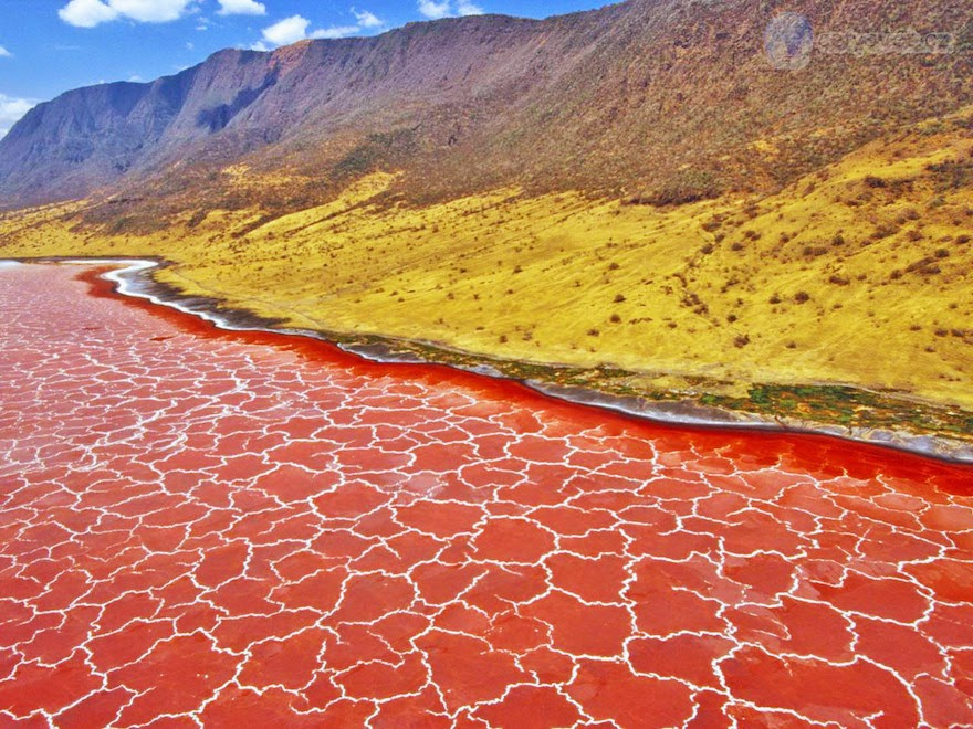 Lake Natron, Tanzania - 19 Lesser-Known Travel Destinations To Visit Before You Die