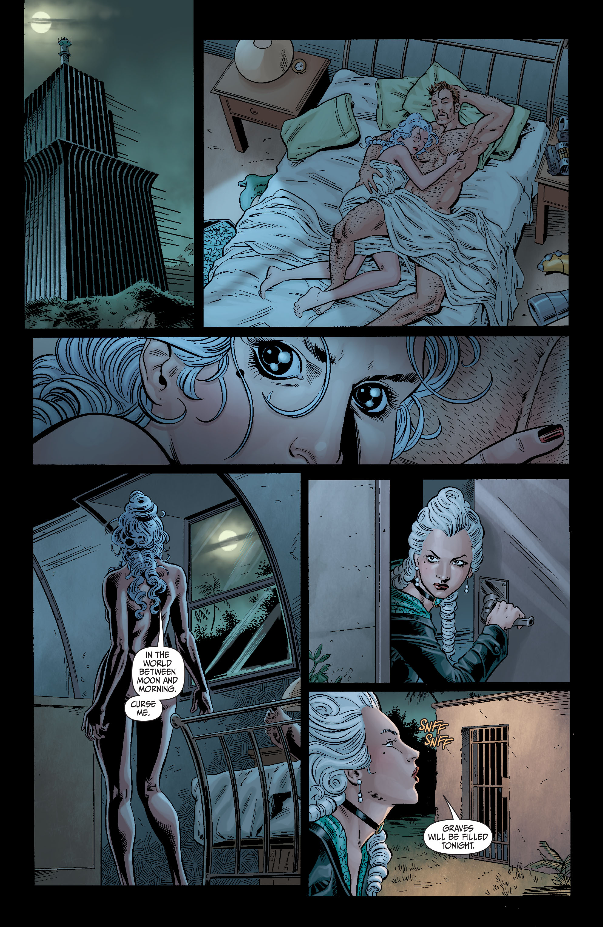Read online Secret Six (2008) comic -  Issue #11 - 16
