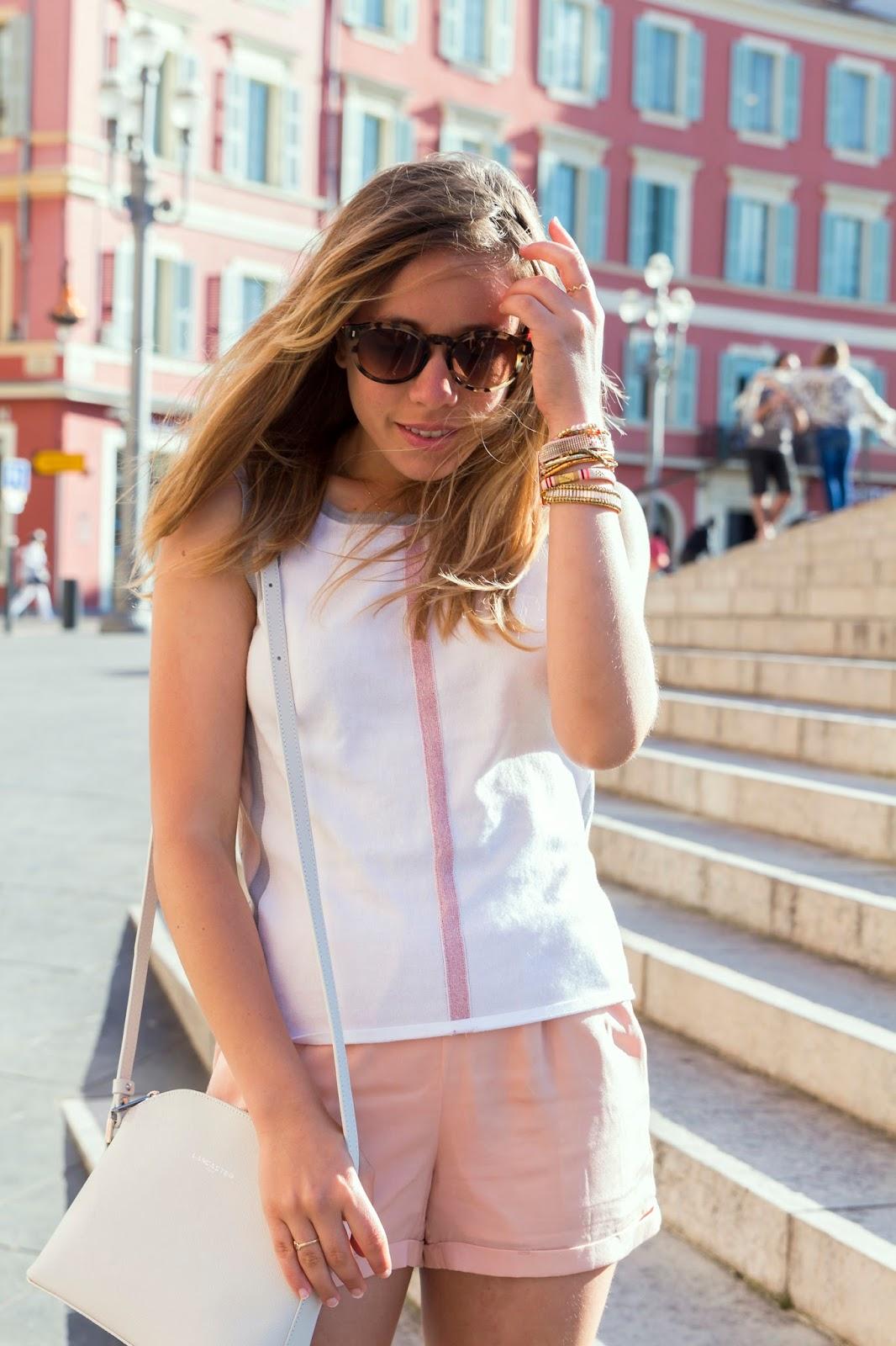 blog mode tenue pastel