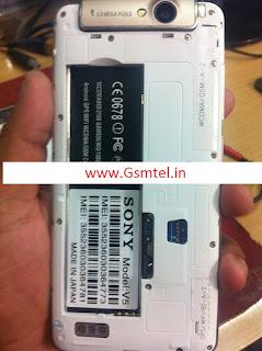 Sony X-Bo MT6572 V5 5.1 Lollipop Firmware flash file 10000% tested