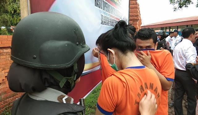 Rika Verawati, Caleg PKB Kuningan yang Tertangkap Mengedarkan Sabu