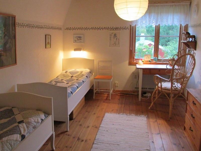 Hej tjorven even binnenkijken bij vakantiehuis andersborg - Kamer heeft een mager ...