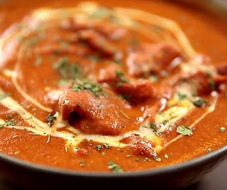How to make Butter Chicken step by step