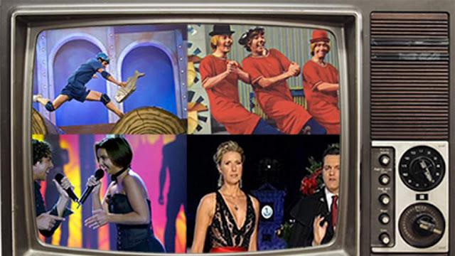 10 hits televisivos de la historia de la caja tonta en España