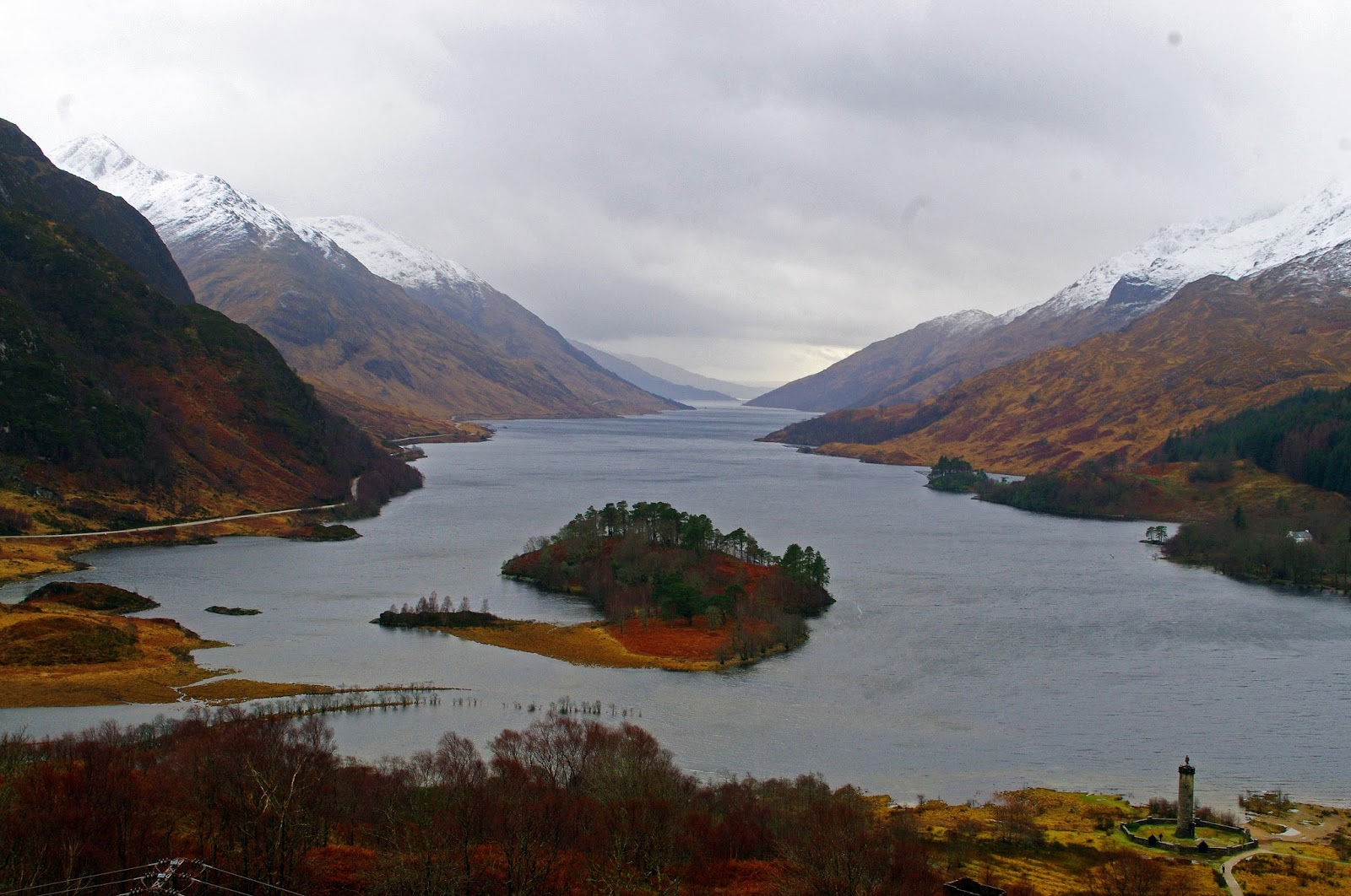 Glenfinnan Scottish Highlands