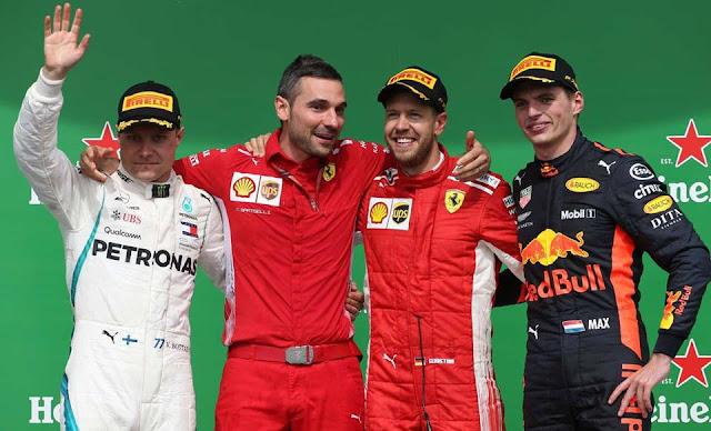Vettel gana Premio Canadá
