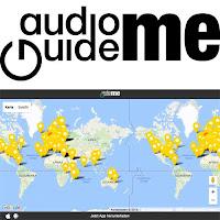 Radioreise in der audioguideMe App