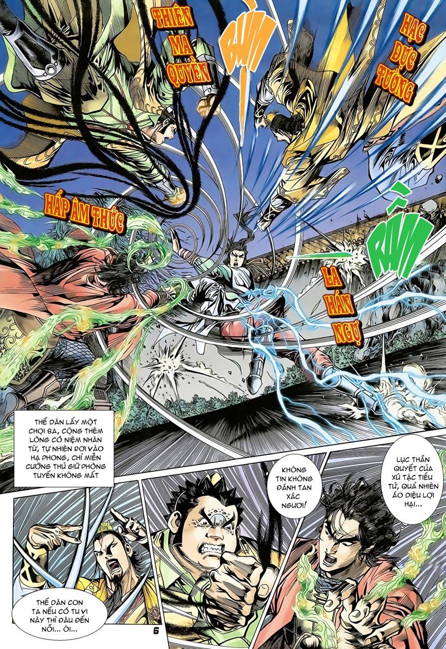 Đại Đường Uy Long chapter 71 trang 6
