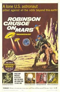 Robinson Crusoe en Marte – DVDRIP LATINO