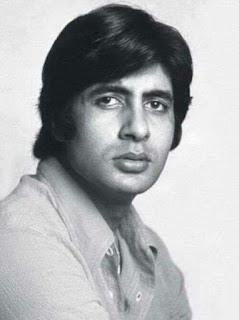 Amitabh Bachchan Muda