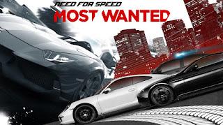 لعبة Need for Speed Most Wanted مهكرة مدفوعة كاملة للاندرويد