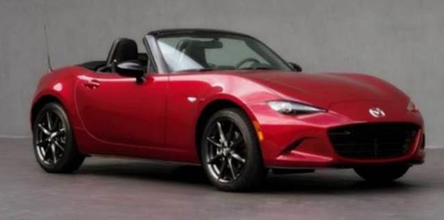 2017 Mazda Miata Redesign