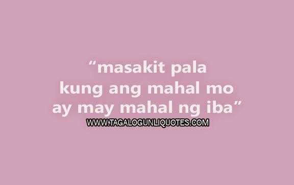 Masakit Tagalog Sad Love Quotes And Sayings: Sad Quotes About Love Tagalog. QuotesGram