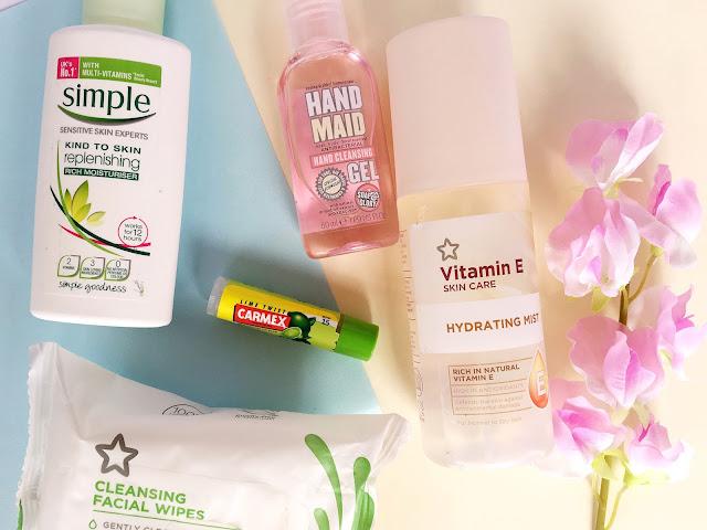 Festival Skincare Essentials