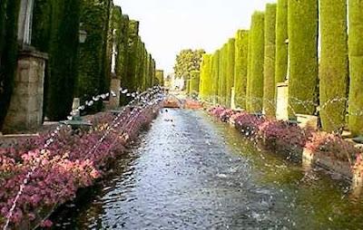 أكبر حدائق الإسلام رصافة الأندلس