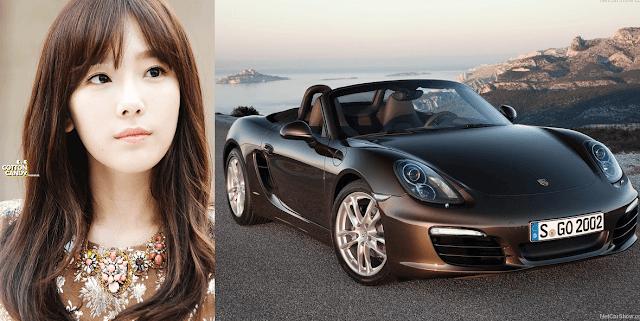 Idolok luxus autókkal