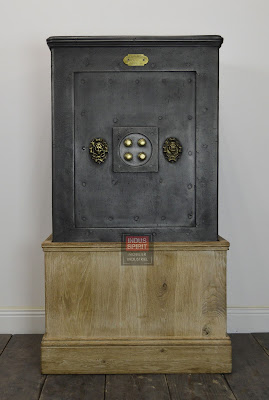 Ancien coffre-fort Raoult / Pascalon et Bellejambe