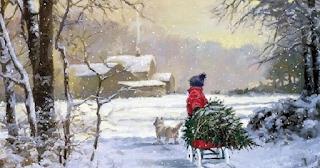 Το πιο συγκινητικό, ελληνικό χριστουγεννιάτικο παραμύθι το έχει γράψει ο Ευγένιος Τριβιζάς