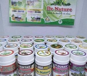 produk de nature asli