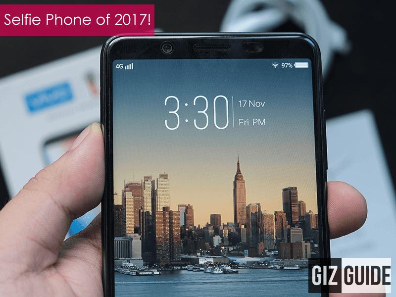 Editor's Choice: Selfie Smartphone of 2017 - Vivo V7!
