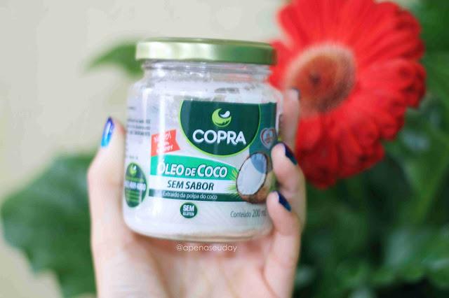 Hidratando lábios ressecados com óleo de coco | Blog Apenas eu, Day