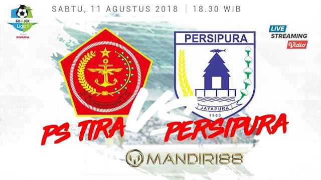Prediksi PS TIRA Vs Persipura Jayapura, Sabtu 11 Agustus 2018 Pukul 18.30 WIB