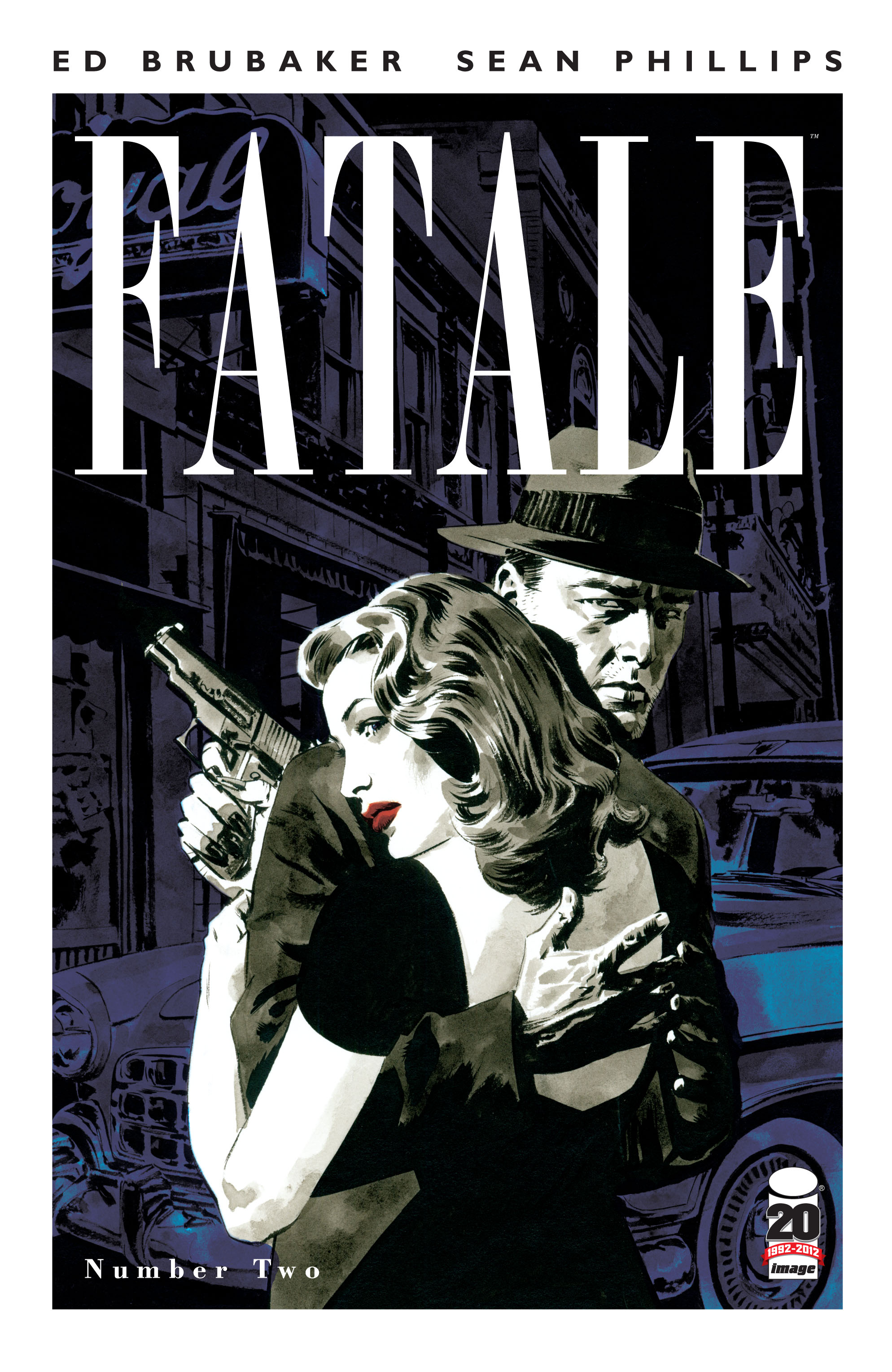 Fatale issue 2 - Page 1