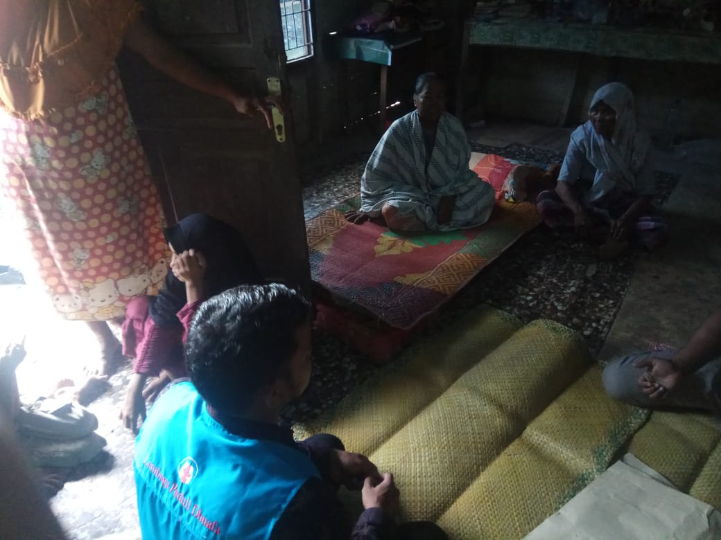 Perjuangan Ibu Baduriah melawan Kanker, Aceh Utara