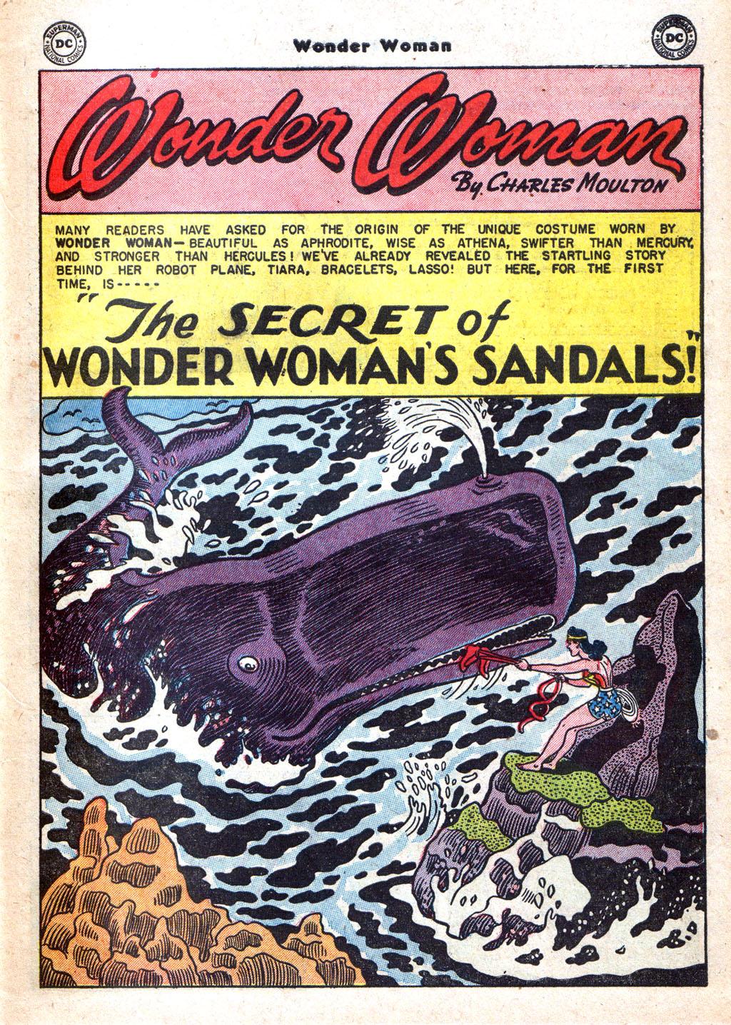 Read online Wonder Woman (1942) comic -  Issue #72 - 27