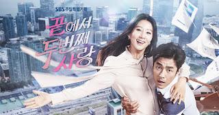 Sinopsis Drama Second To Last Love {Drama Korea}
