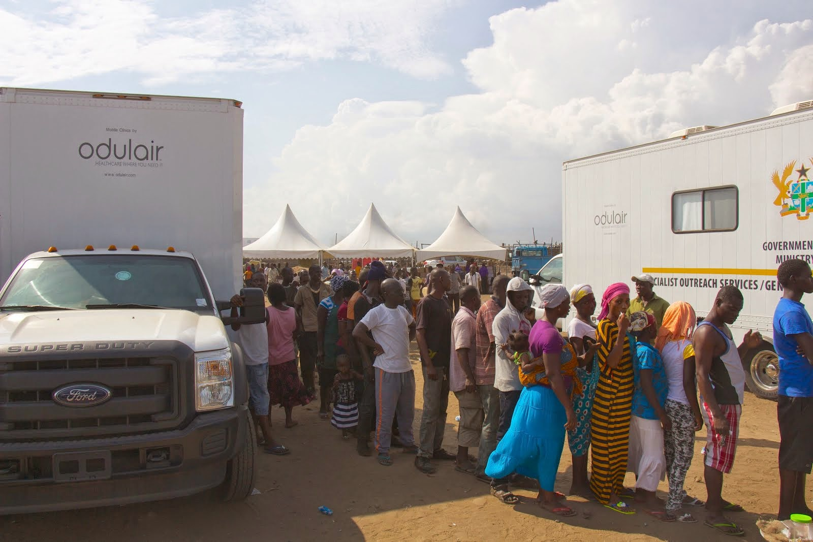 Mobile Clinics ODULAIR: Mobile Medical Clinic Cost: The