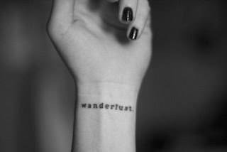 tatuaje wanderlust