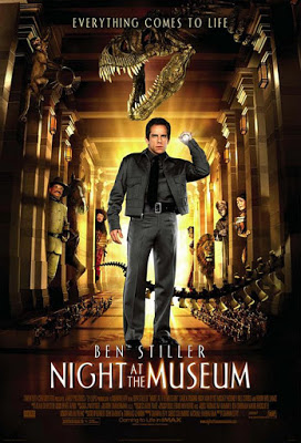 Night at the Museum 2006 Dual Audio 720p BluRay Download