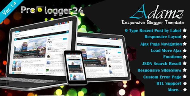 adamz blogger template free download