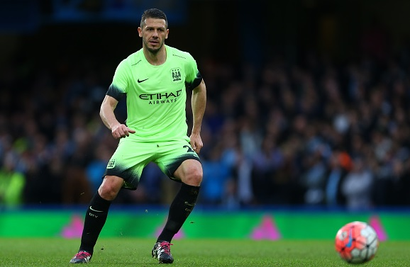 FA charge Manchester City defender Martin Demichelis