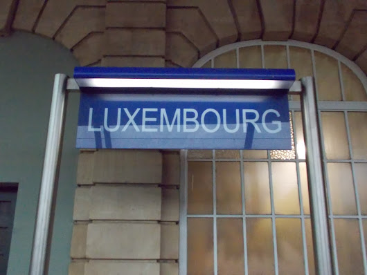 When in LUX, do as the Luxumbourgish do!?