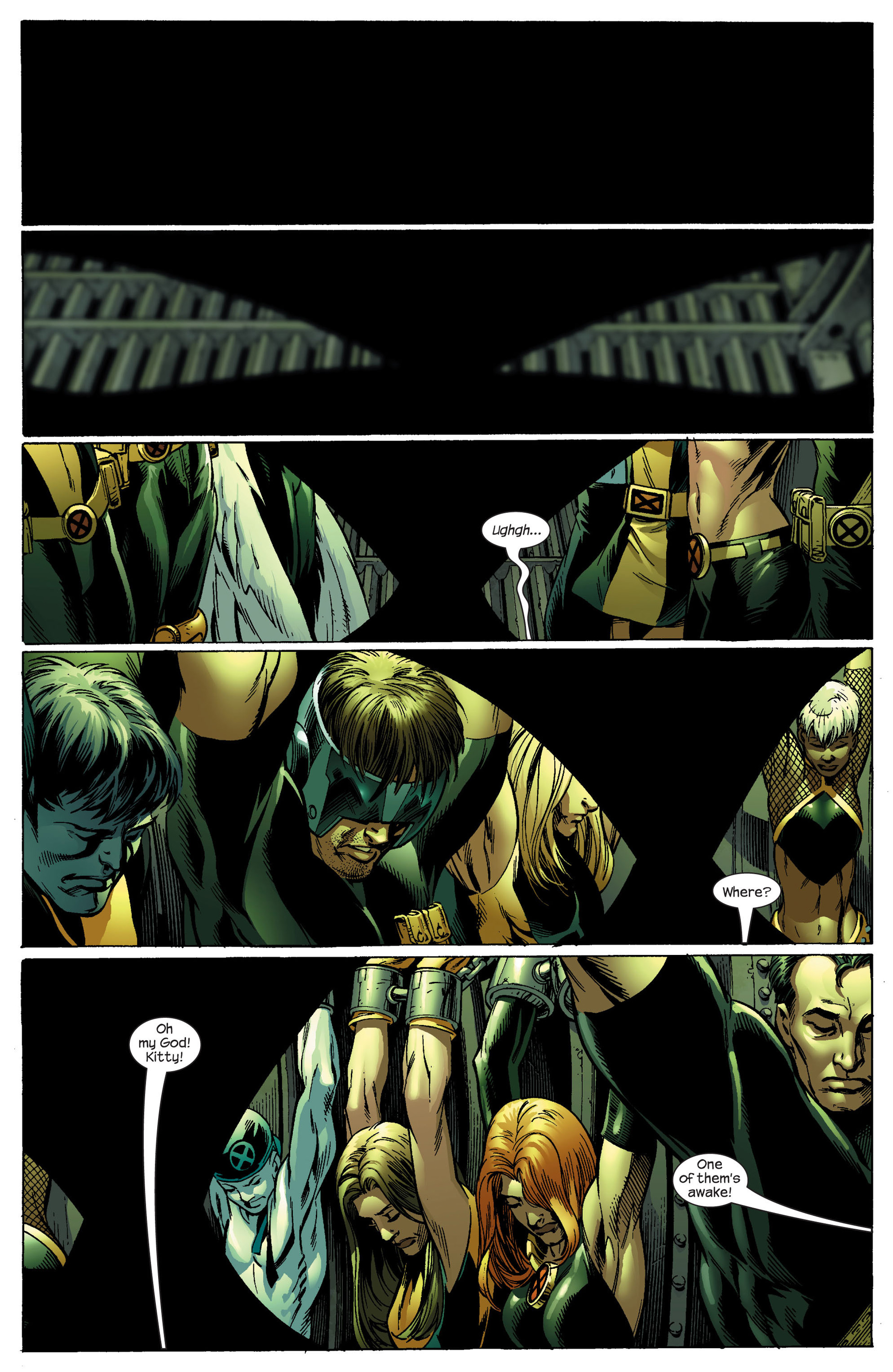 Read online Ultimate Spider-Man (2000) comic -  Issue #92 - 3