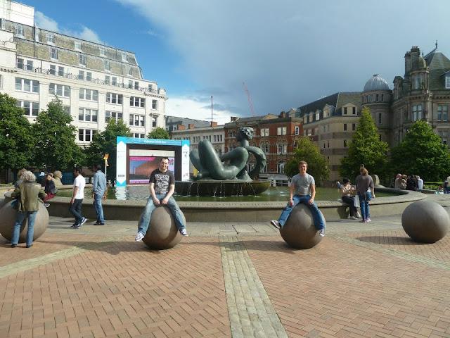 Birmingham city centre - To Become Mum