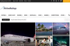 AirlineRatings: ranking de las aerolíneas más seguras del mundo
