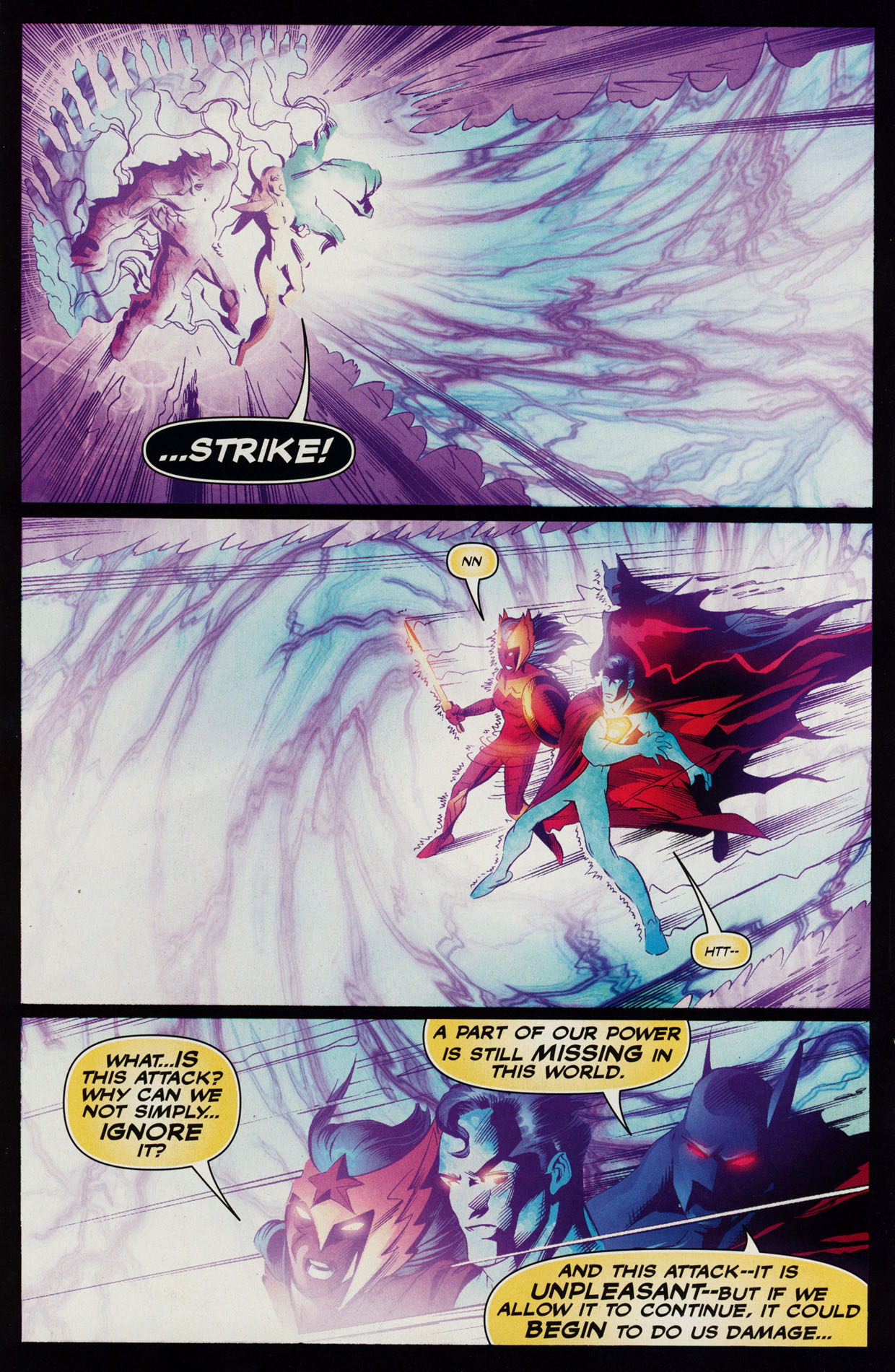 Read online Trinity (2008) comic -  Issue #40 - 12