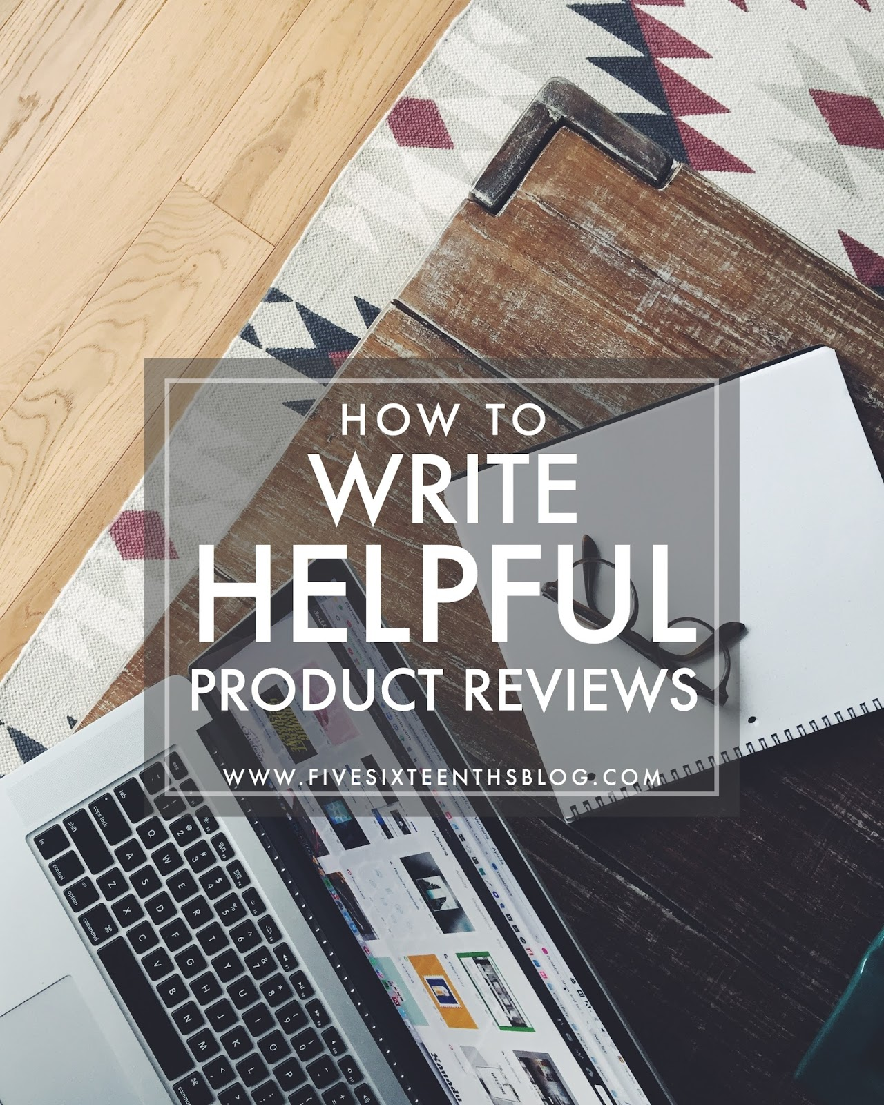 How to Write Helpful Reviews