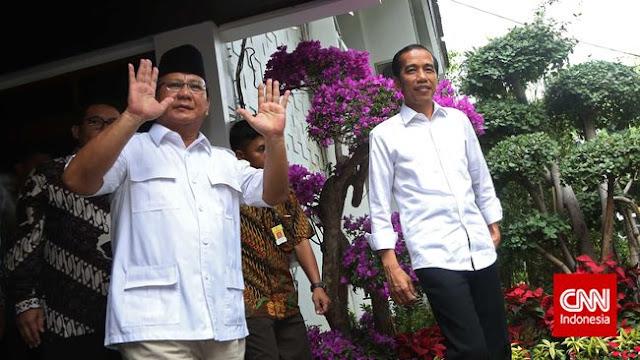 PPP Nilai Hanya Kubu Prabowo yang Patut Jadi Penantang Jokowi