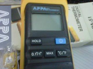 Darmatek Jual APPA 51 K-type Thermocouple