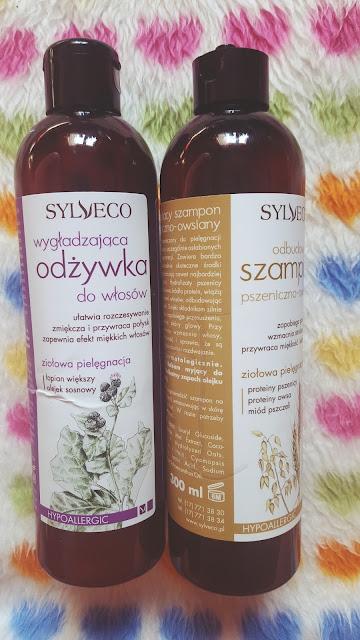 Sylveco -szampon i odżywka do włosów