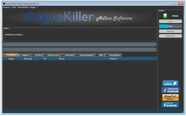 RogueKiller Registrado