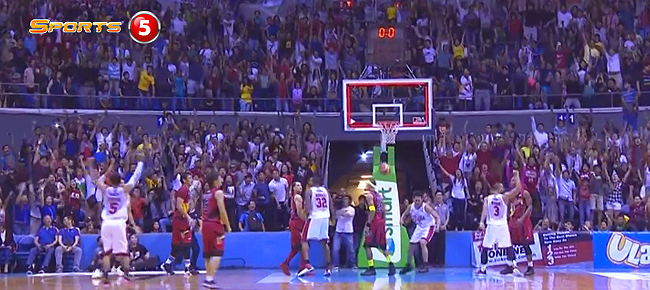 HIGHLIGHTS: Ginebra vs. San Miguel (VIDEO) September 30 - Semis Game 3