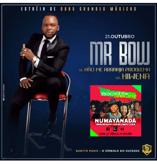 Mr Bow - Nao Me Arranja Problema (2018) [DOWNLOAD]