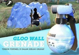 apa itu Gloo Wall Free Fire