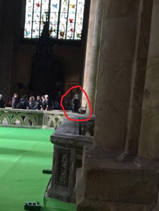Resultado de imagem para marvel 616 durham catedral